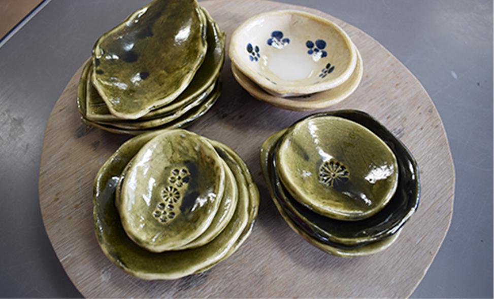 陶器・陶芸小物