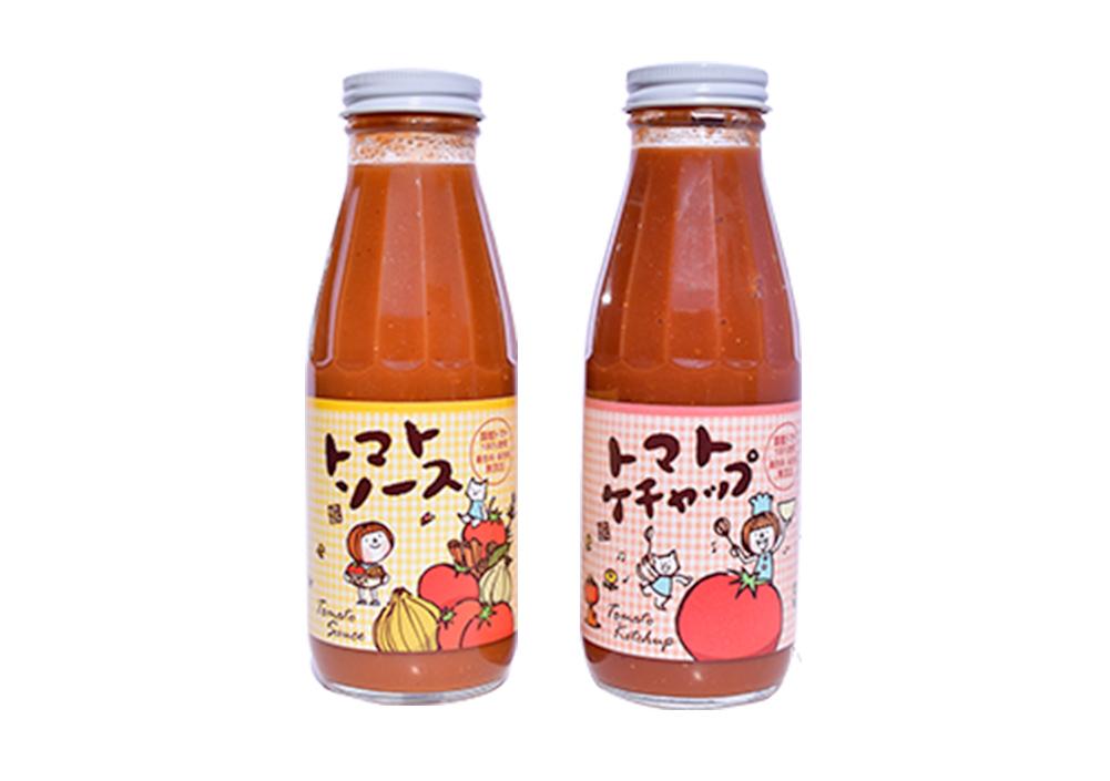 トマトソース/トマトケチャップ