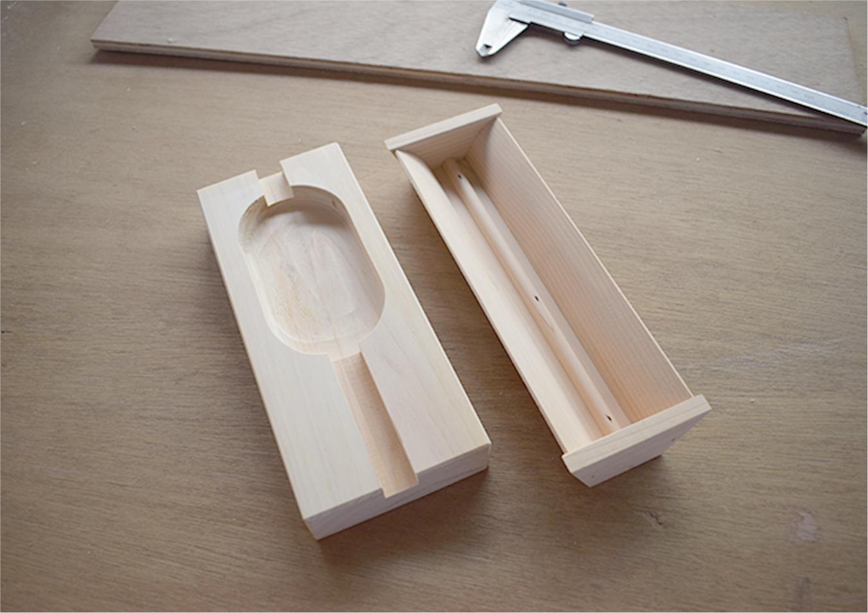 食品用木型